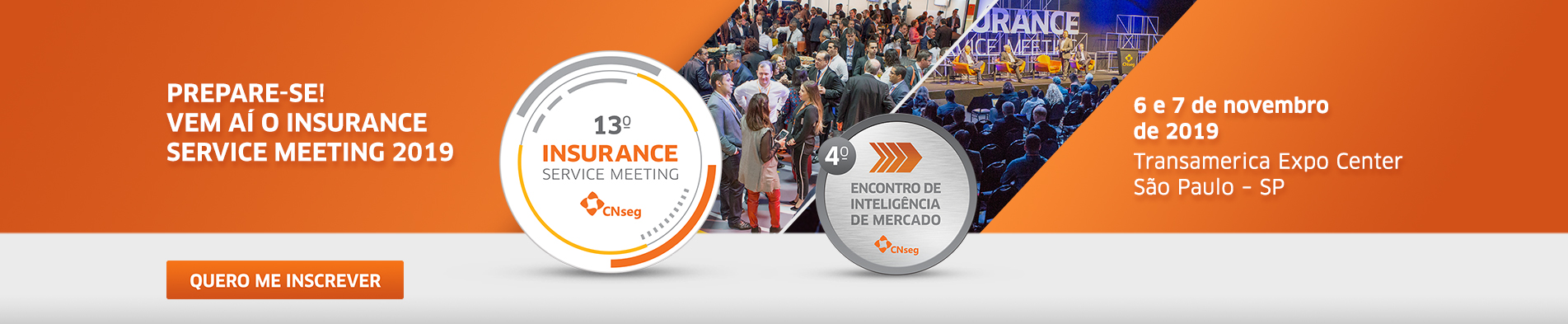 13º Insurance Service Meeting - CNseg